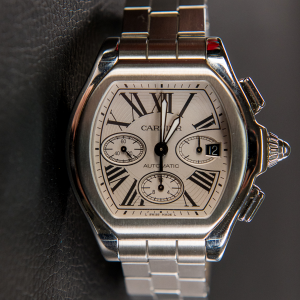 Cartier Roadster Cronografo 44mm