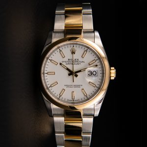 Rolex Datejust Acero y Oro Amarillo 36 mm