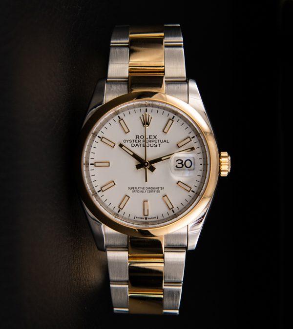 Rolex Datejust Acero y Oro Amarillo 36 mm