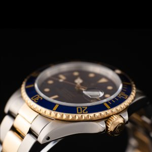 Rolex Submariner Date Acero y Oro Amarillo 40mm Ref 16613