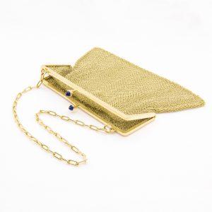 Bolso Vintage Oro