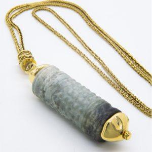 Collar Jade Oro