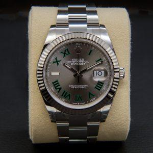 Rolex Datejust Wimbledon 126334