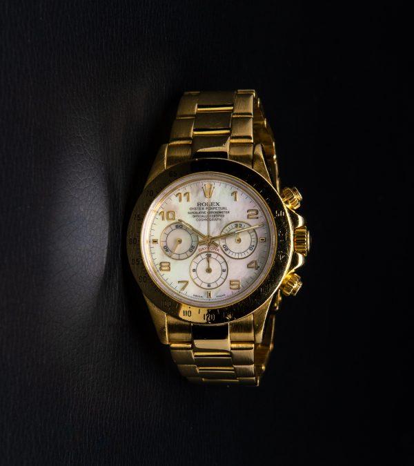Rolex Daytona Oro