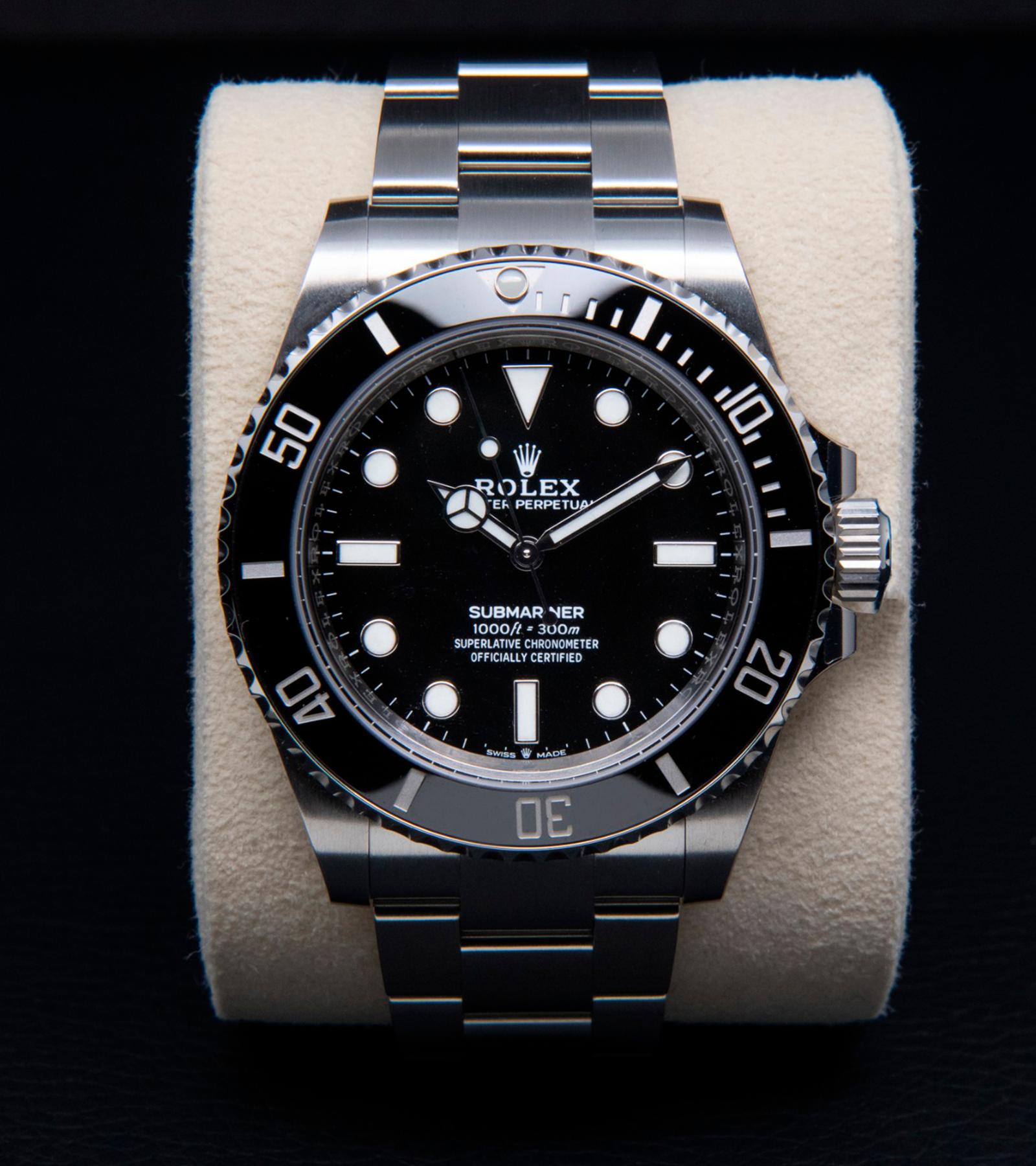 Rolex Submariner 124060 41mm