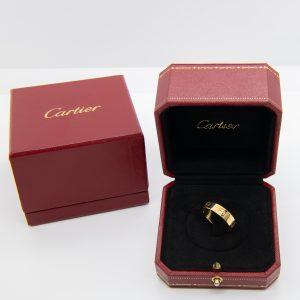 Anillo Love Cartier