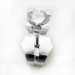 Pendientes Garras Diamantes