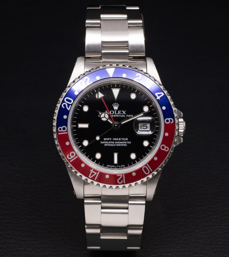 Rolex GMT-Master Pepsi 16700