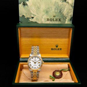 Rolex Datejust Acero y Oro Jubilee