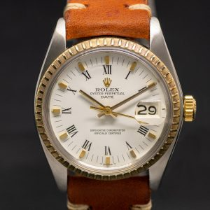 Rolex Oyster Perpetual Datejust Acero y Oro 1505