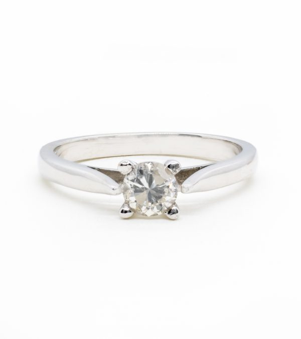 Solitario Diamante 0,20 ct.